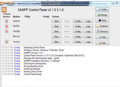 Cara Install XAMPP di Windows PC dan Bagaimana Menjalankannya