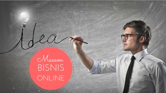 macam bisnis online, ide bisnis online