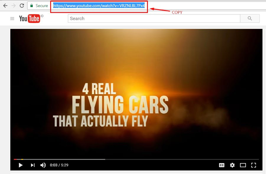cara memasang video youtube di website