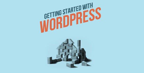 cara menggunakan wordpress