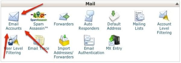 cara membuat email cpanel