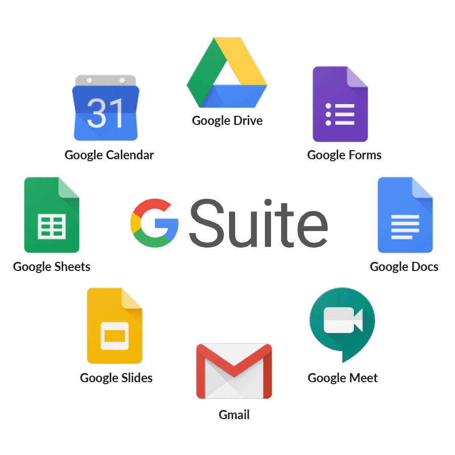 email profesional g suite