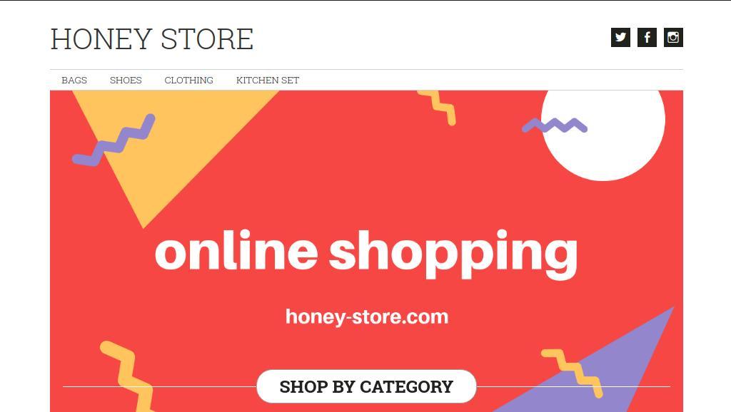 situs toko online honey store