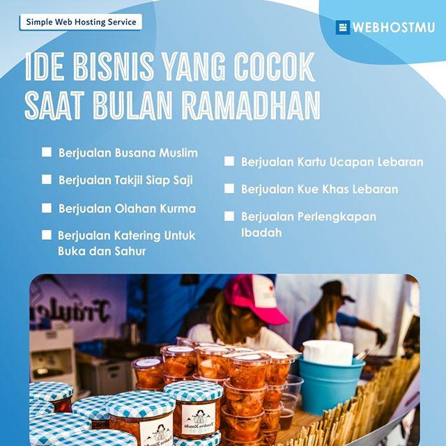 ide bisnis bulan ramadan