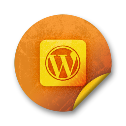 wordpress, logo wordpress transparan