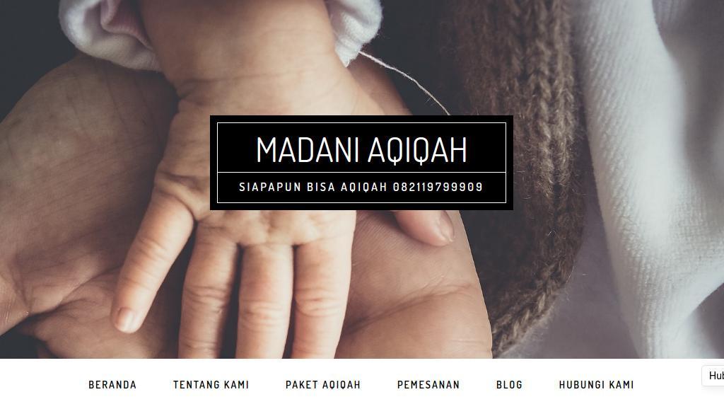 situs madani aqiqah