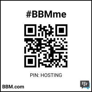 pin bbm webhostmu